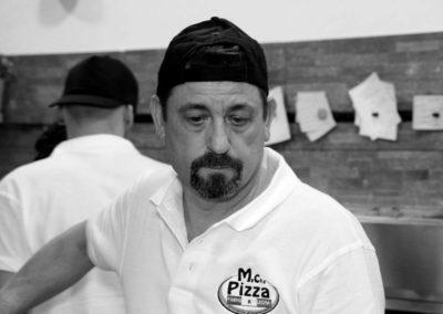 Il papà di Ma Che Pizza