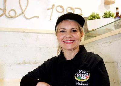 La mamma di Ma Che Pizza